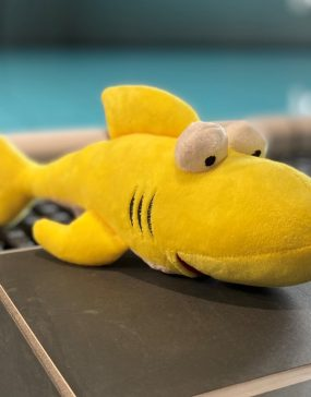 Stofftier Sharky Hai