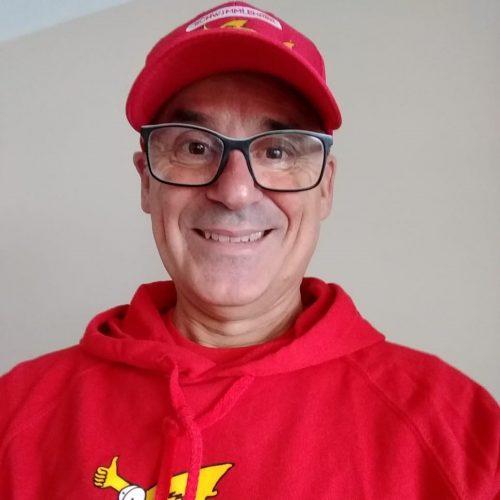 Sharky Schwimmlehrer Bernhard B